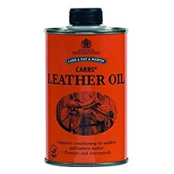 CDM Leather oil Carrs 300ml