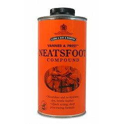 CDM Leather oil Vanner & Prest Neatsfoot 500ml