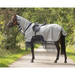 QHP Exercise fly sheet with fringes