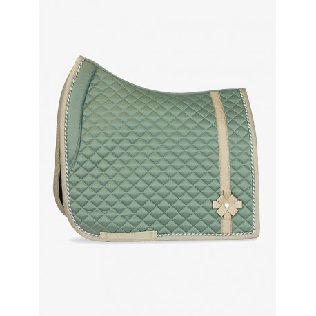 PS of Sweden Dressage Saddle Pad, Bow, Thyme