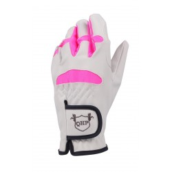 QHP Glove Multi Color Sand/Lime