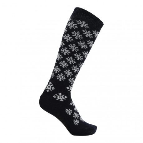 Equipage Amy Socks with snowflakes