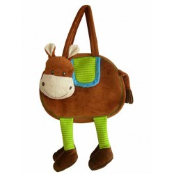 Horse Shaped Bag